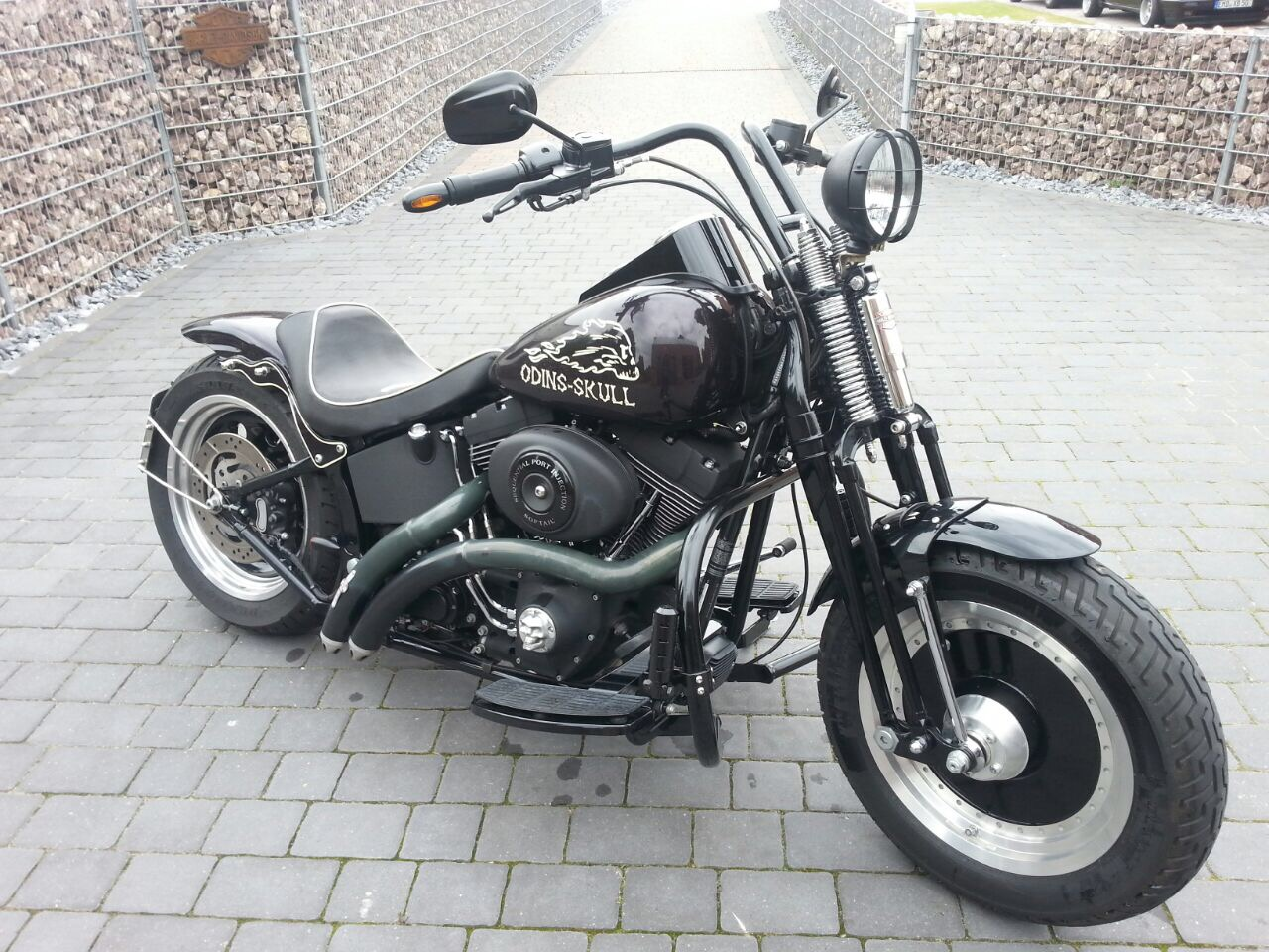 Harley Davidson Night Train Springer